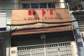 Cho thuê nhà nguyên căn 2 lầu MT đường lớn Tân Hải P 13 Tân Bình DT 4.1-23 m. Nhà nguyên căn 2 lầu