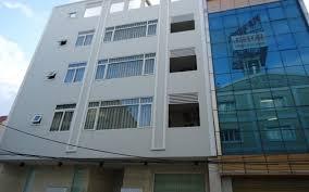 Nhà bán mặt tiền số thần tài Ngô Thị Thu Minh, P2, quận Tân Bình DT 8.6x17.50m, trệt 3 lầu 10 phòng
