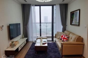 Cho thuê CHCC Vinhomes Sky Lake, tòa S2 tầng 16, 72m2, 2PN, vừa xong nội thất. LHTT: 0936105216