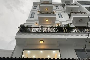 Nhà bán quận Gò Vấp phường 8, đường Lê Văn Thọ, hẻm xe hơi, nhà phố hiện đại, giá 6.65 tỷ TL