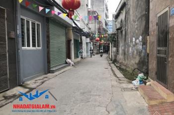 Bán đất Cửu Việt 2, Trâu Quỳ, Gia Lâm, DT 51.4m2, ngõ ô tô. Hướng Tây Tứ Mệnh
