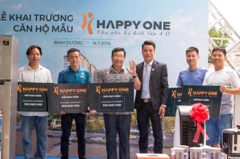 Bán căn hộ trả góp Happy One 4.0 - QL13 - TT TP Thủ Dầu Một, 0944.407.408 (Phạm Tuấn)