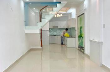 Nhà 1 lầu, 3 phòng ngủ, hẻm xe hơi 6m Huỳnh Tấn Phát, DT: 3.5m x 11m, giá rẻ: 1,73 tỷ