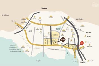 Đất nền trung tâm TP. Bà Rịa, pháp lý đầy đủ, sổ đỏ từng lô. LH 0901633866