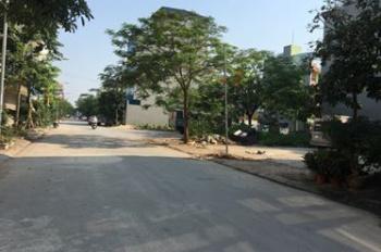 Bán nhanh lô đất đấu giá Việt Hưng DT 75m2, MT 6m hướng TN