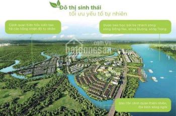 Aqua City khu đô thị sinh thái ven sông,thanh toán trước 870 triệu,góp 1.5%/tháng trong vòng 4 năm