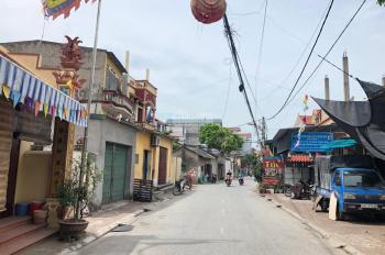 Bán đất mặt đường Tô Khê, Phú Thị, Gia Lâm, Hà Nội, kinh doanh được DT 52m2. LH 0987498004