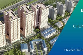 CC Eurowindow River Park chỉ từ 1,2 tỷ/2PN - 1,5 tỷ/3PN. CK 145tr + 5 chỉ vàng + vay LS 0%