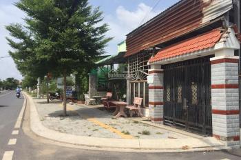 Nhà góc 2 MT DT: 6m X 25m, MT KD Nguyễn Văn Tạo, Nhà Bè, (ngay Giáo Điểm Tin Mừng). Giá 4,6 tỷ