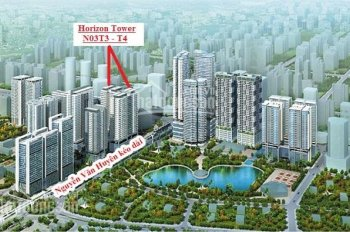 Mở bán đợt cuối căn hộ Horizon khu Ngoại Giao Đoàn, nhận nhà ở ngay, hỗ trợ 0% lãi suất 24 tháng