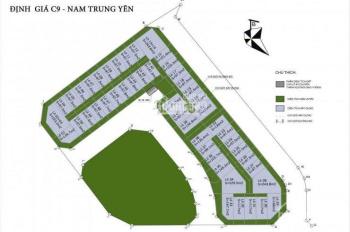Chính chủ bán nhà mặt phố Mạc Thái Tông- dự án C9 Vũ Phạm Hàm, giá 31,5 tỷ. Mr Thế 0904000456