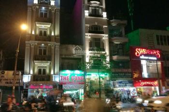 Bán nhà mặt tiền đường Nguyễn Trãi, Quận 5, 4 x 16m, 4 lầu đẹp long lanh, vị trí đắc địa