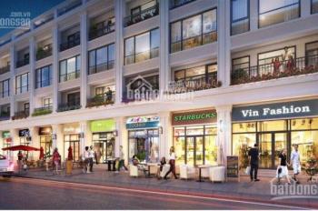 Chuyển nhượng gấp căn shophouse mặt phố trung tâm, DT 200m2, giá 14,8 tỷ bao phí. LH: 0914241890