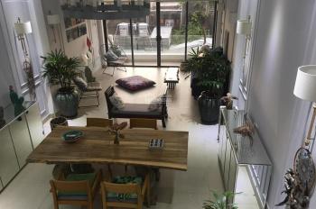 Nhà đẹp ở Quận 4 cho thuê, mặt bằng, studio và penthouse