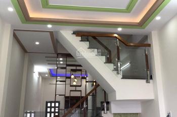 Bán gấp nhà đường Lê Thị Riêng, 1 trệt, 1 lầu, sân thượng, HXH, sổ hồng, đúc thật, giá 4,05 tỷ