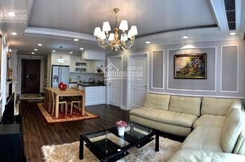 BQL cho thuê căn hộ cao cấp tại chung cư D2 - Giảng Võ 70m2, 2PN tầng cao, giá 13tr/th, 0985878587