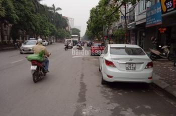 Bán nhà mặt phố Trần Bình 70m2, 4T mặt tiền 4m có vỉa hè 2m, đang cho CT thuê 30tr/th. Giá 11.89 tỷ