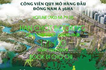 Sở hữu ngay căn hộ Vinhomes Grand Park Q9, chỉ với 50tr booking - LH 0903687928