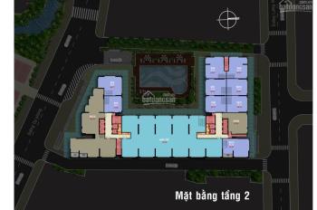 Hot mở bán 8 căn shophouse Carillon 7, dân cư đông đúc tiện KD rẻ nhất Tân Phú hỗ trợ vay 70%