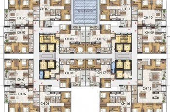 Bán cắt lỗ căn hộ 3 pn chung cư 23 Duy Tân - Dream Land. Giá 3.1 tỷ, NT cơ bản sàn gỗ