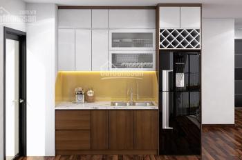 Chính chủ bán căn 65m2 2PN, 1WC đã full nội thất gỗ An Cường, thiết kế hiện đại, 1.7 tỷ: 0383383696