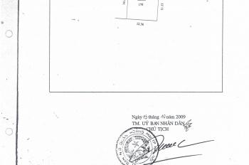 Chính chủ, cần bán lô 2 mặt tiền, khu phân lô Phường Trần Phú, sổ đỏ chính chủ, đường 6m