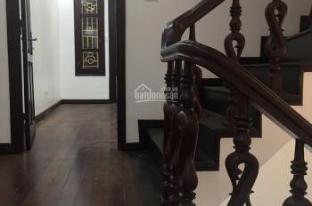 Bán nhà ngõ 73 phố Hoàng Ngân, 60m2 x 5 tầng, có sân cổng riêng biệt, nội thất hiện đại 6,5 tỷ