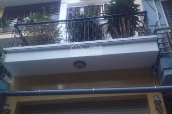 Cho thuê nhà 100m2x4 tầng ngõ 19 Trần Quang Diệu, ô tô tránh nhau. 25 triệu
