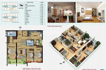 Chính chủ cần bán căn hộ 09 tầng 38. Diện tích 141,1m2
