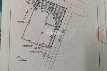Bán căn nhà cấp 4, 2 mặt tiền đường 2, phường Tăng Nhơn Phú A, Quận 9, giá 4,2 tỷ