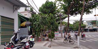 Cho thuê lô đất 2 mặt tiền đường Phạm Quang Ảnh & An Trung Đông 5. 0905 715 863