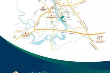 Nhà phố, biệt thự ven sông Đồng Nai, liền kề Q9, sống xanh với nhiều tiện ích. Lh 0902529238