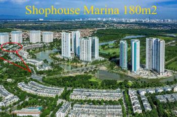 Bán siêu nhà phố shophouse 180m2 khu Marina - Ecopark, giá hợp lý. LH 0904 969 222