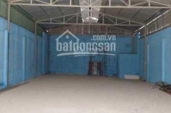 Cho thuê kho xưởng giá rẻ ở quận Bình Tân 220m2, 3 pha, xe tải 10 tấn