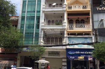 Cho thuê MT Lý Thái Tổ, P9, Q10, DT 4x21m, 3 tầng, giá thuê 40tr/tháng