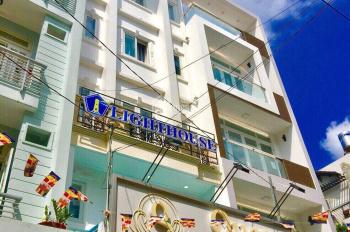 Bán CHDV MT khu khách sạn Đệ Nhất, P. 4, TB hầm 5 Lầu, 5x19m, 11 phòng có HĐT 60tr. Giá 16.3 tỷ TL