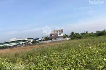 Cần bán 2 thửa đất nằm cạnh đường dẫn vào cao tốc Bắc Mỹ Thuận - Cần Thơ