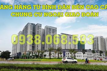 Thống kê bảng hàng tòa N03-T3&T4 giá ưu đãi, nhận nhà ở ngay, chiết khấu 5%. LH: 0938068583