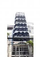 Cho thuê tòa nhà VP 29 Nguyễn Văn Mai, Quận 3, DT: 7x28m, hầm 8 tầng giá 345 tr/th, 0948740139