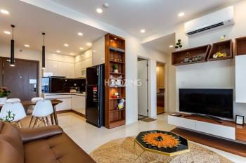 Cần cho thuê căn hộ 2PN tại Masteri Millennium, Quận 4. Giá 29,9tr/tháng. Miễn phí dịch vụ