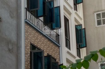 Bán nhà DT 36m2 * 5T xây mới phố Thanh Lân, Hoàng Mai, ngõ ô tô rộng giá 2,4 tỷ, LH: 0973883322