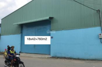 Chuyên nhà xưởng Q12, DT 300m2, 500m2, 700m2, 1000m2, 2000m2...giá 40-80k/m2/th. LH: 0931268002