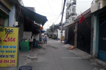 Bán nhà trệt 1 lầu 4x19m, 3.3 tỷ, 1/ đường Trần Thị Hè, P. Hiệp Thành, Q12