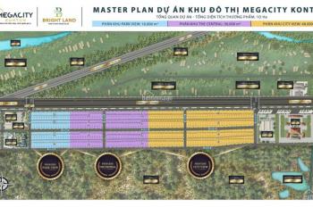 Đầu tư đất nền với giá chỉ 400tr/nền, liền kề trung tâm TP