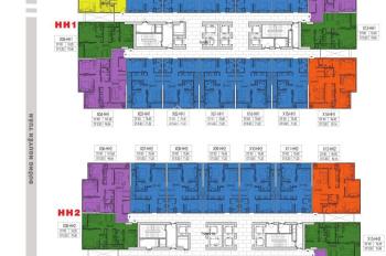 Chính chủ cần tiền bán gấp căn hộ 1803 DT 71m2 CC 90 Nguyễn Tuân, giá 30tr/m2. 0904516638.