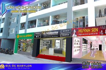 Căn hộ chung cư tầng trệt giá rẻ thuộc Hòa Khánh Đà Nẵng