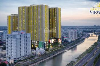 Chuyên cho thuê căn hộ The Gold View, quận 4, giá tốt nhất thị trường. LH Khánh Huyền 0901692239