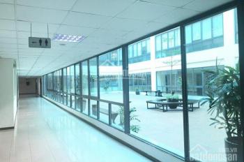 BQL cho thuê văn phòng tòa Toyota Thanh Xuân, sàn mới, đẹp, diện tích linh hoạt. LH: 0947 726 556