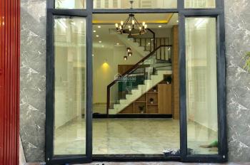 Bán nhà 1 trệt 2 lầu mới 100% đẹp như hình, đường nhựa 6m, đường Lã Xuân Oai, P. Long Trường, Q.9