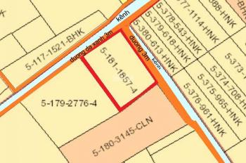 GĐ cần tiền bán gấp lô đất công Phước Khánh đường ô tô 2 mặt tiền sông, 1.85tr/m2. LH 0938 253 386